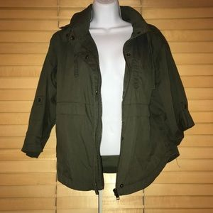 Urban Outfitters Ecote Army Green Jacket